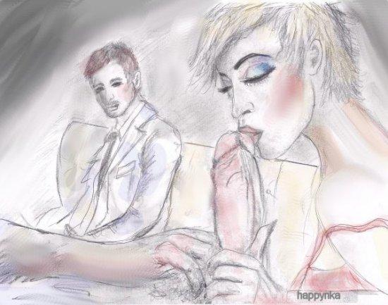 ilustrowane opowiadania erotyczne